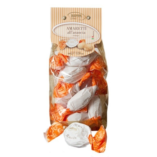 Rippa - Zarte Amaretti Orange 150 g