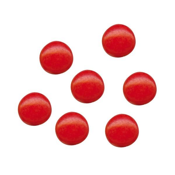 Mini-Konfettis in Rot