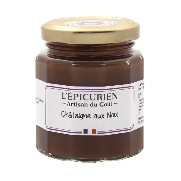 L'Épicurien - Edelkastanien mit Walnüssen 210 g