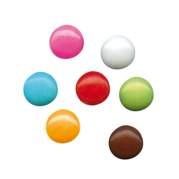 Mini-Konfettis in Multicolor