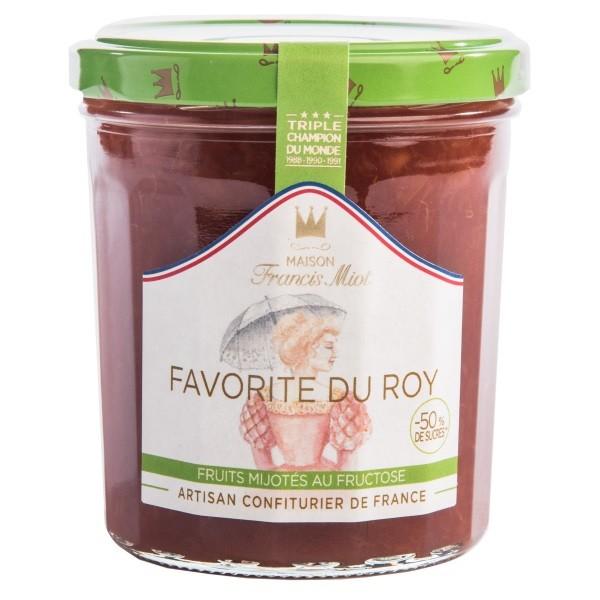 Favorite du Roy mit Fruchtzucker 340 g