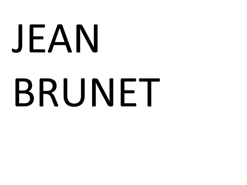 Jean Brunet - 100 Jahre Tradition