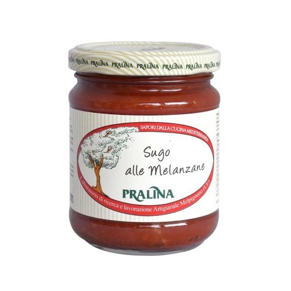 Pralina - Tomatensauce mit Auberginen 180 g