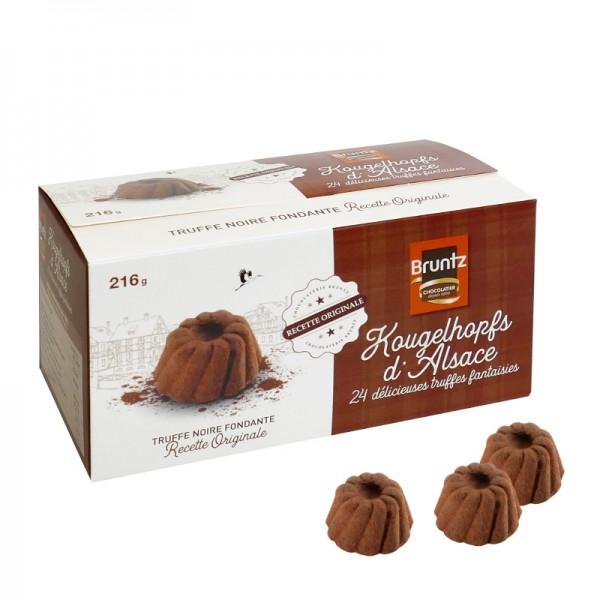 Bruntz - Kougelhofs d'Alsace in der 24 Stk. Geschenkpackung 216 g