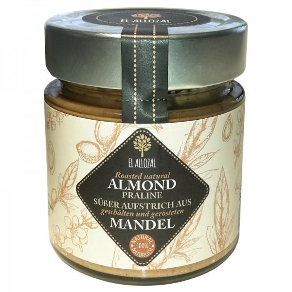 El Allozal Mandelpraliné-Aufstrich 250 g