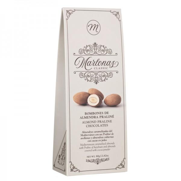Mi & Cu Gourmet - Marlonas Mandeln Pralliné 80 g