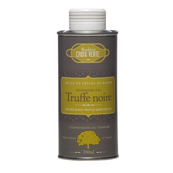 Croix Verte - Traubenkernöl mit schwarzem Trüffelaroma 250 ml
