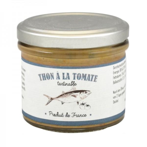 Beauharnais - Thunfischaufstrich mit Tomaten 100 g