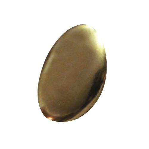Schokoladendragées in Gold
