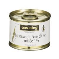 Castaing - Gänsemousse mit Trüffel 70 g