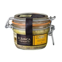 R. Junca - Ganze Entenstopfleber (Foie Gras) 125 g