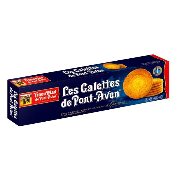 Bretonische Buttergalettes