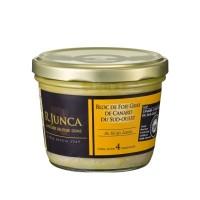 R. Junca - Enlenleber Block mit Salz 180 g