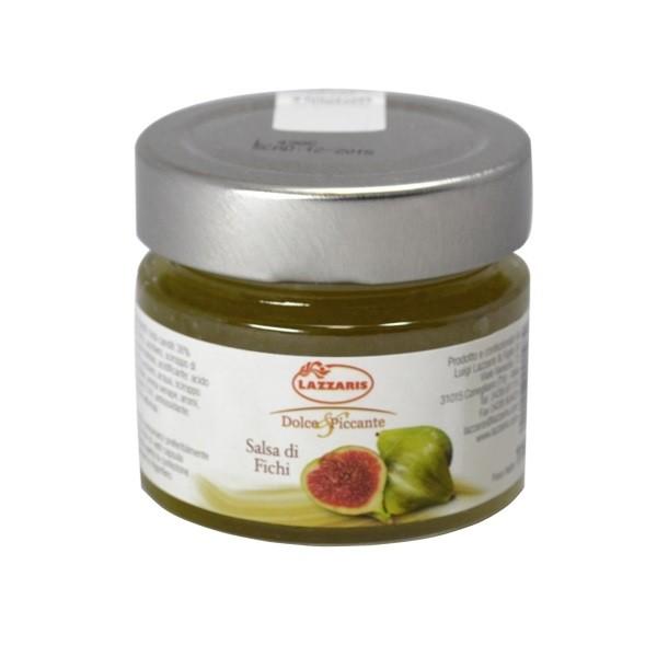 Lazzaris - Feigen-Senf-Sauce 110 g