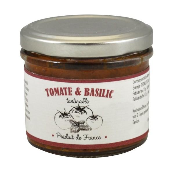 Cruscana - Tomaten-Aufstrich mit Basilikum 100 g