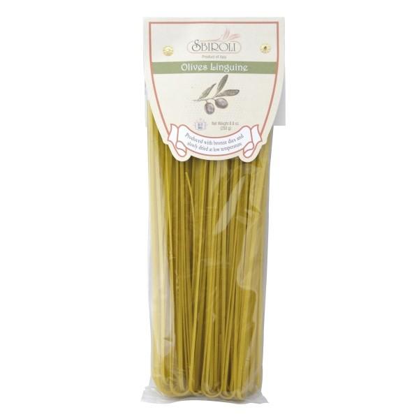 Sbiroli Pasta - Linguine mit Zitrone und Pfeffer 250 g