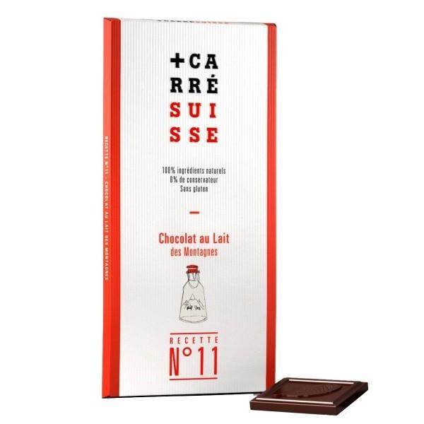 Alpenmilch-Schokolade