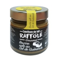 Raffolé - Milchaufstrich mit gesalzener Butter 250 g