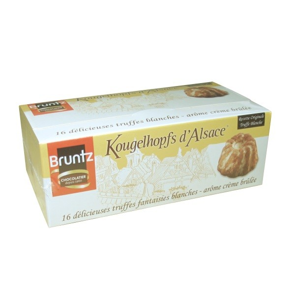 16 Stk. Kougelhopfs d'Alsace Crème Brûlée