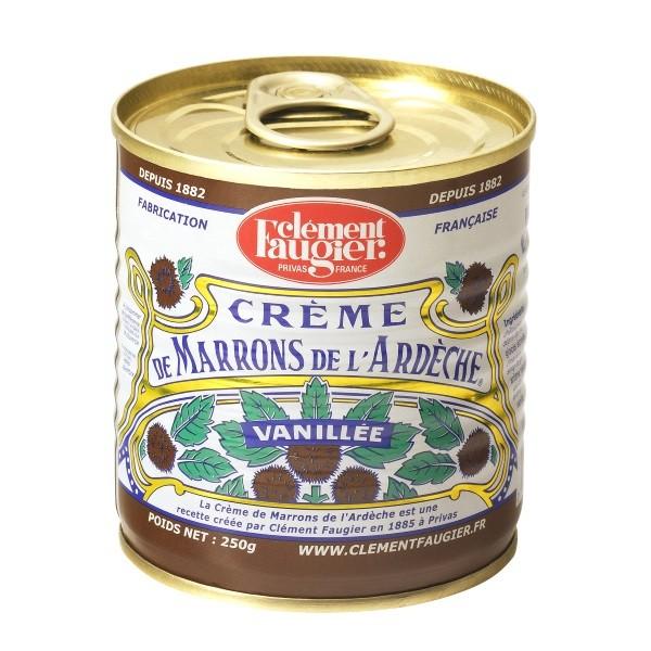 Clément Faugier - Dose Maronencreme aus der Ardèche 250 g