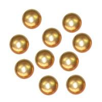 Mini-Konfetti-Schokoladendragées in Gold