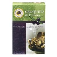 Biscuiterie de Provence - Croquets mit Oliven