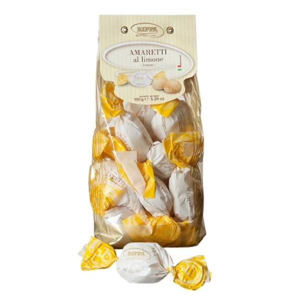 Rippa - Zarte Amaretti Zitrone 150 g