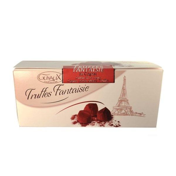 Truffes Fantaisie (Kakaokonfekt) Cognac