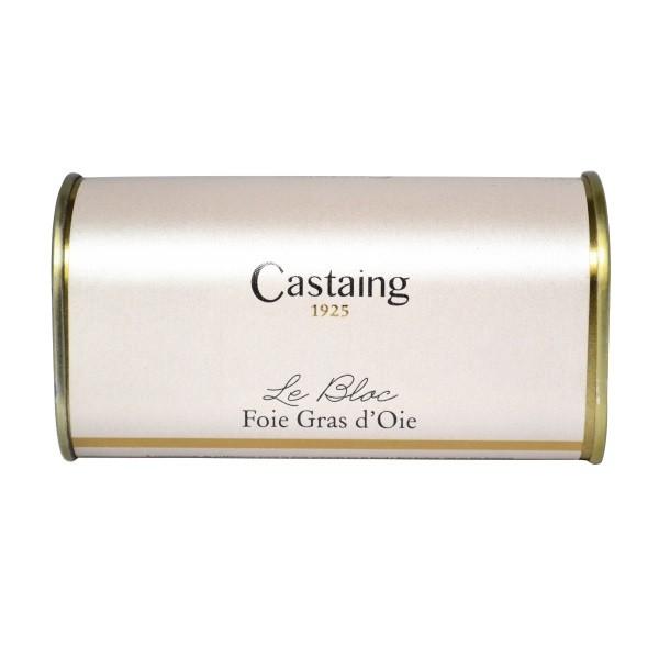 Castaing - Gänsestopfleber-Block 200 g