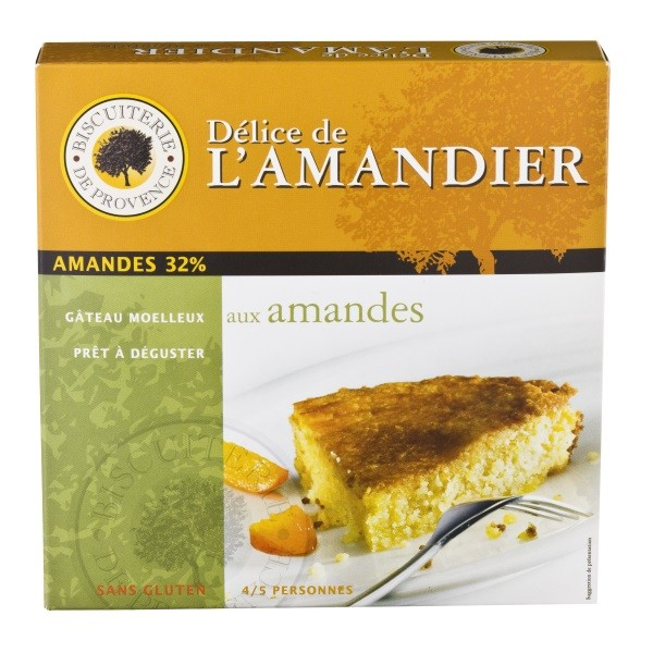 240 g - Délice de l'Amandier - Mandelkuchen