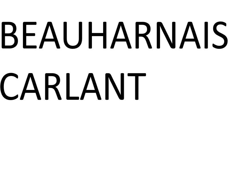 Beauharnais/ Carlant